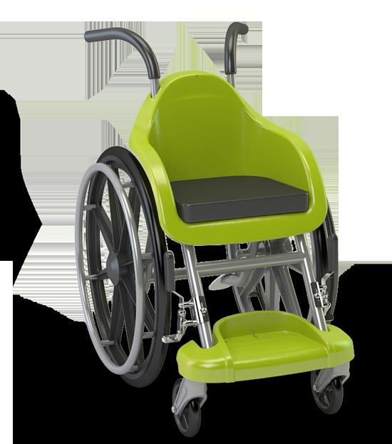 3d Yazıcı Ile 199 Ocuk Dostu Tekerlekli Sandalye Rigid3d