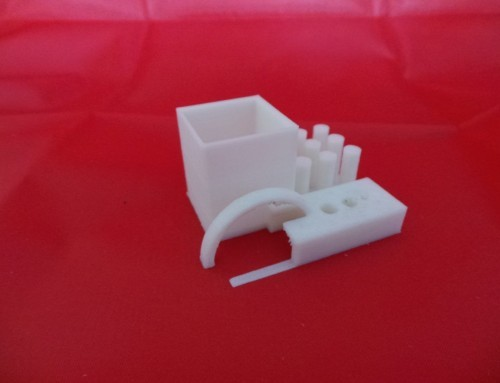 Make: 3D Yazıcı İşkence Testi