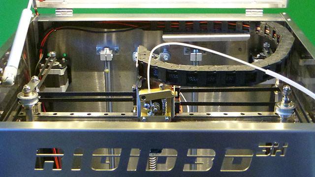 Rigid3D 3H Extra Yüksek 3D Yazıcı