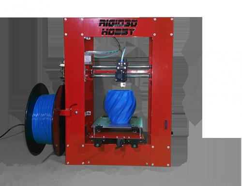 Rigid3D Hobby ve 3H: 2 Yeni Model 3D Yazıcımız Satışta
